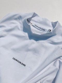 【Calvin Klein Jeans(カルバン クライン ジーンズ)】SMALL LOGO TEE (Tシャツ) White
