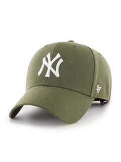 <img class='new_mark_img1' src='https://img.shop-pro.jp/img/new/icons7.gif' style='border:none;display:inline;margin:0px;padding:0px;width:auto;' />【'47(フォーティーセブン)】Yankees Home '47 MVP(ストラップバックキャップ) Sandal Wood