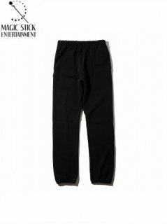 【MAGIC STICK(マジックスティック)】THE CORE Ideal Sweat pants (スエットパンツ) Black