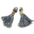 ミディアム刺繍糸タッセル