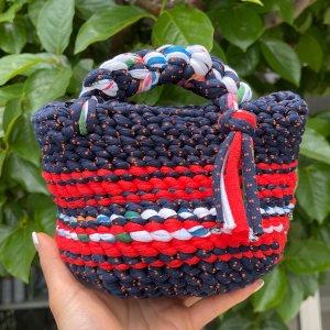 Navy Scarlet ToTo BAG