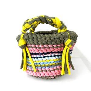Khaki Yellow ToTo BAG