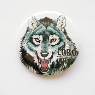 LOBO缶バッジ (NO.2)