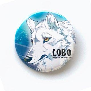 LOBO缶バッジ (NO.3)