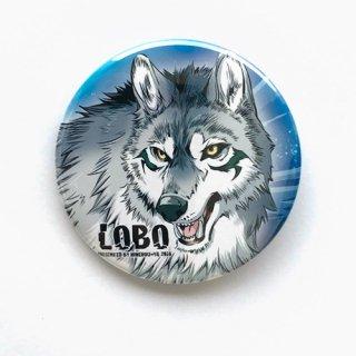 LOBO缶バッジ (NO.4)