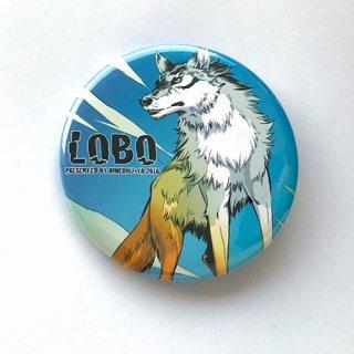 LOBO缶バッジ (NO.5)
