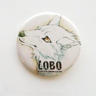 LOBO缶バッジ (NO.6)
