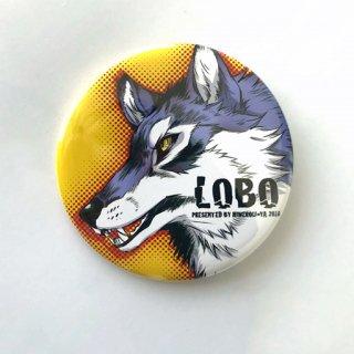 LOBO缶バッジ (NO.7)