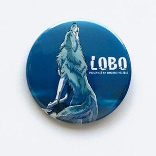 LOBO缶バッジ (NO.10)