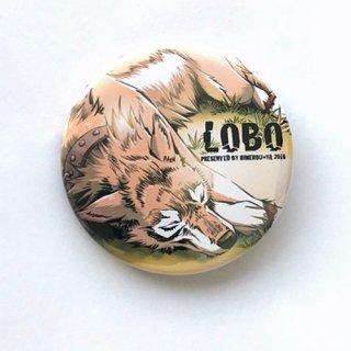 LOBO缶バッジ (NO.11)