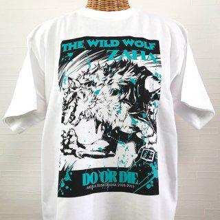 THE WILD LEG Tシャツ(ZAHA-3) ホワイト