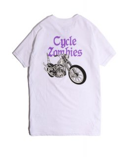 CycleZombies / サイクルゾンビーズ COBRA S/S T-SHIRT