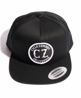 CycleZombies / サイクルゾンビーズ CALIFORNIA Snapback Hat