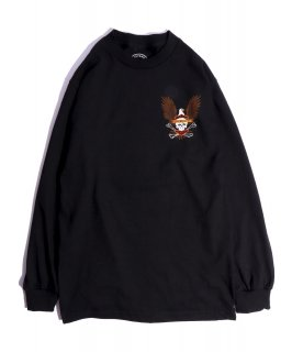 CycleZombies / サイクルゾンビーズ SALUTE L/S T-SHIRT