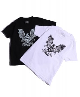CycleZombies / サイクルゾンビーズ SALUTE Kids S/S T-SHIRT