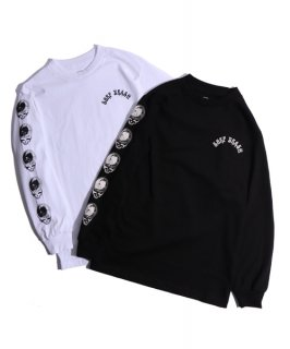 CycleZombies / サイクルゾンビーズ BRAINDEAD L/S T-SHIRT