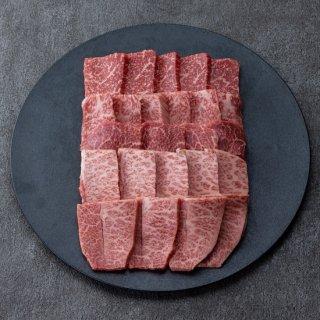 鳥取和牛オレイン55 5種類の希少部位焼肉セット300g 【精肉箱風呂敷】【内祝 ギフト 誕生日】