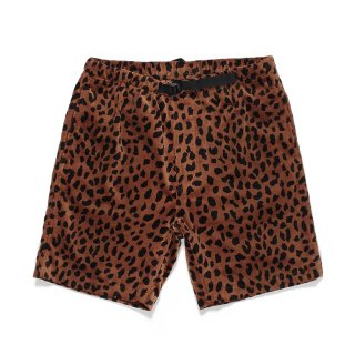 WACKO MARIA(ワコマリア) / WEBBING BELT SHORTS ( TYPE-2 )【BROWN】