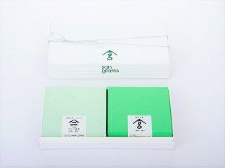 新茶とお菓子の詰合わせb 2箱入