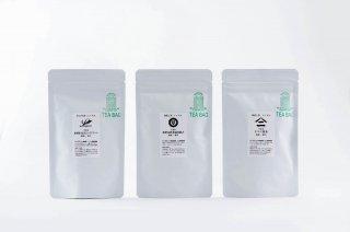ティーバッグ / シングル茶 各種  (1袋 各3g×10個入り)