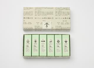【新茶】シングル茶葉 詰合わせ(6種入)