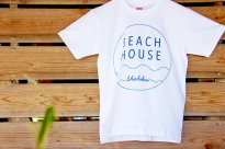 BEACH HOUSE original T-shirt (White)