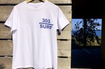 303SURF T-shirt (white)
