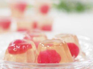 さくらんぼゼリー(14ヶ入り)‐6袋セット