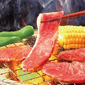 宮崎県産がいっぱい焼肉セット<br>(500g)  [冷凍]