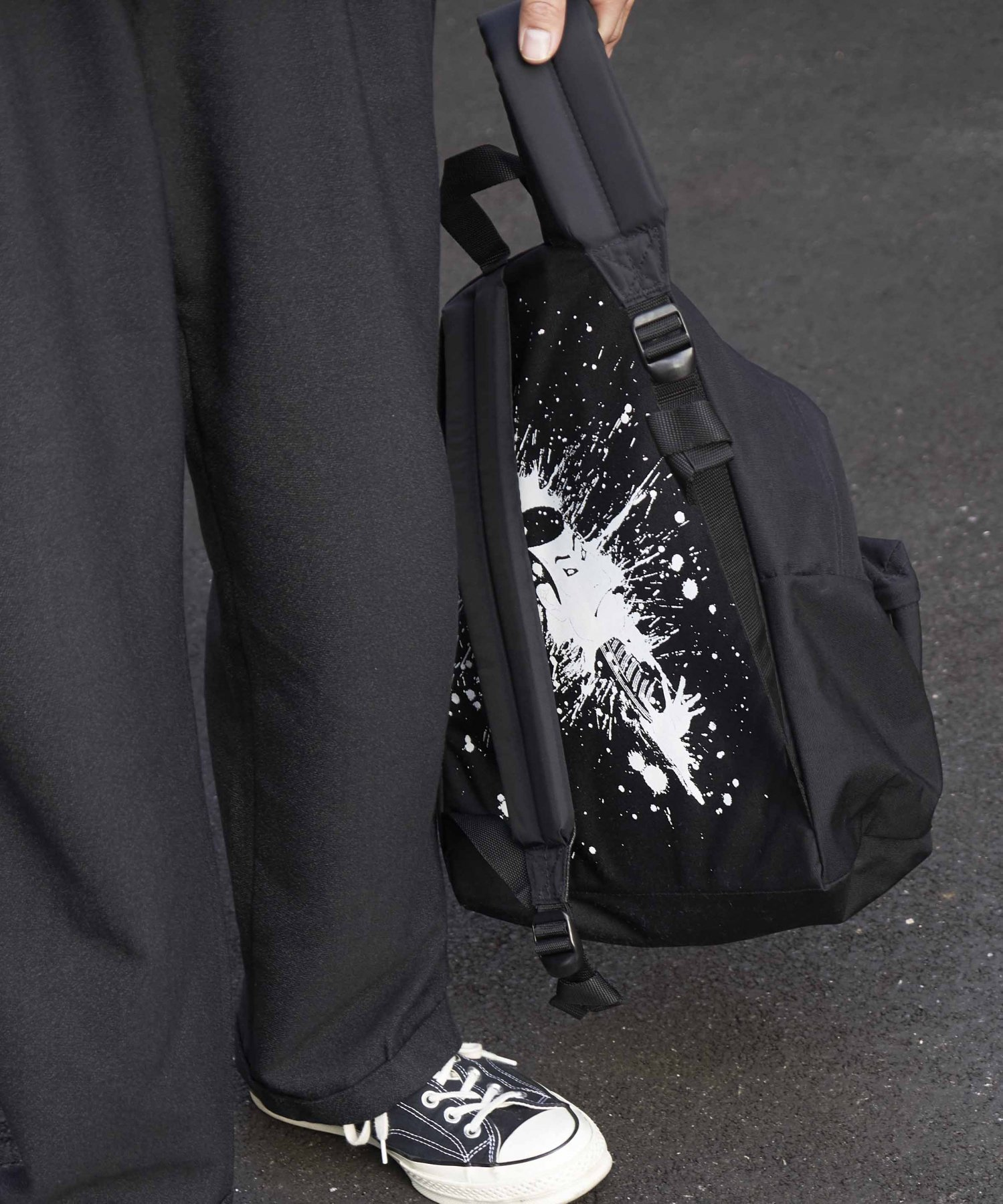 <img class='new_mark_img1' src='https://img.shop-pro.jp/img/new/icons20.gif' style='border:none;display:inline;margin:0px;padding:0px;width:auto;' /><ZERO WASTE>【REBIRTH PROJECT × EASTPAK 】PADDED PAK'R by 柏原晋平