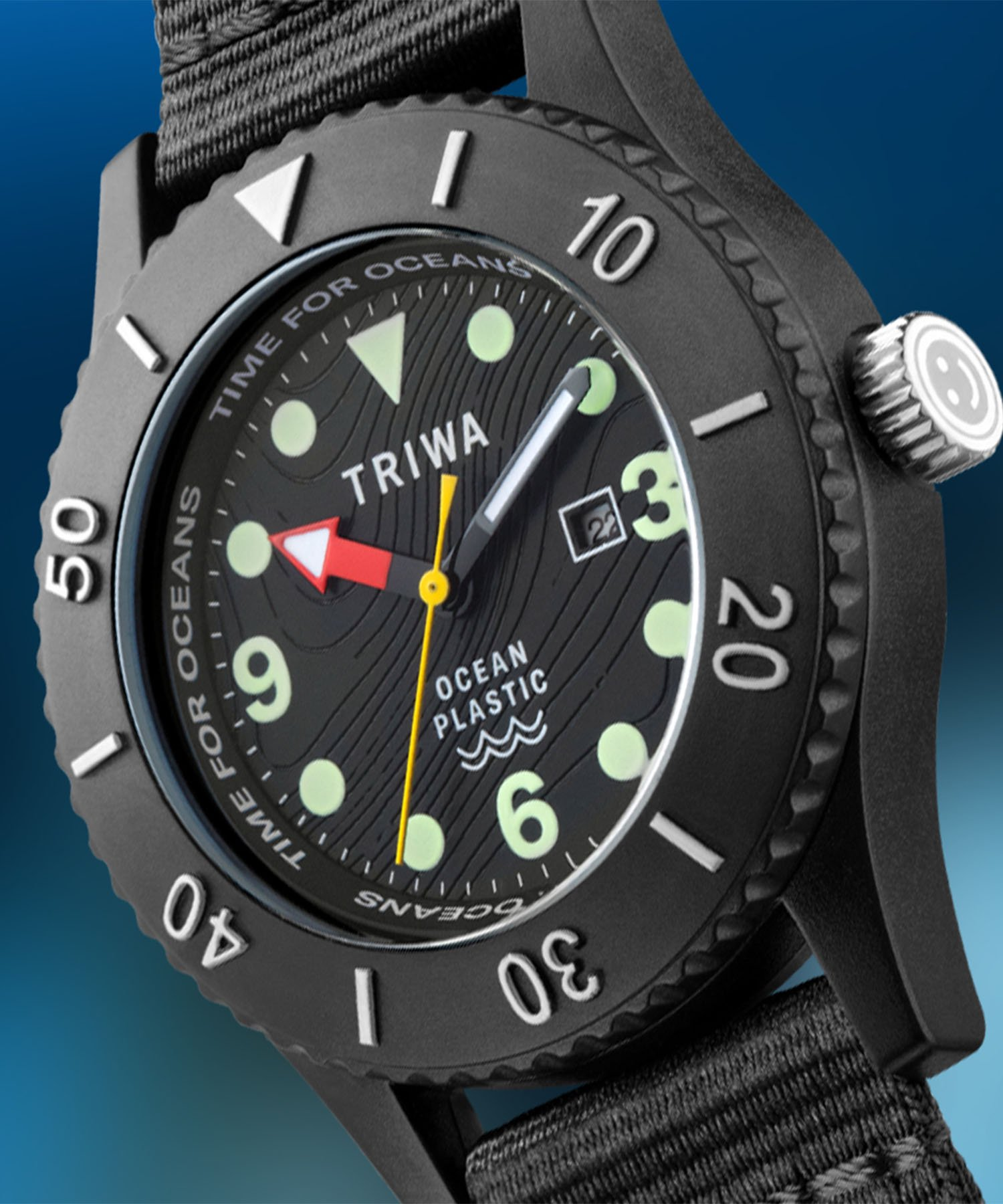 <img class='new_mark_img1' src='https://img.shop-pro.jp/img/new/icons15.gif' style='border:none;display:inline;margin:0px;padding:0px;width:auto;' />【TRIWA】Time for SUB Oceans BLK