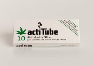 tune filter(actitube filter) 10個入り