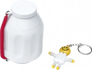 smoke buddy jr(white)
