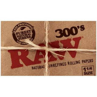 raw classic 1 1/4 300枚入り