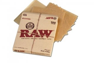 'RAW' Parchment Papers 100/Box
