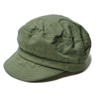 GO HEMP ゴーヘンプBAKER CAP /  CANVAS/OLIVE