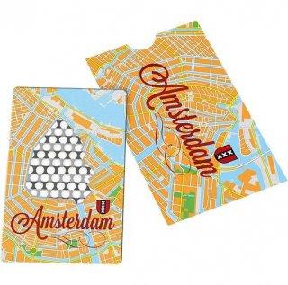 アムステルダム マップ  カードグラインダー