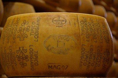 ロディジャーノ ラスパドゥーラ 120g【冷蔵】オーダースライス手切り/ Lodigiano Cheese Raspadura