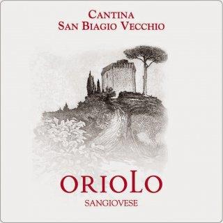 Oriolo Romagna DOC Sangiovese / オリオーロ ロマーニャDOCサンジョヴェーゼ 750ml【常温/冷蔵】