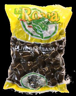 ラ・ロッカ ブラックオリーブ500g【冷蔵】 / La Rocca Baresana Black Olives