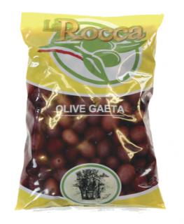 ラ・ロッカ ガエタオリーブ500g【冷蔵】/ La Rocca Gaeta Olives