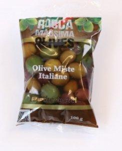 ラ・ロッカ ミックスオリーブ100g【冷蔵】 / La Rocca Mix Olives 100g