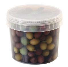 ラ・ロッカ ミックスオリーブ 500g【冷蔵】 / La Rocca Mix Olives 500g