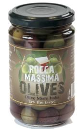 ラ・ロッカ ミックスオリーブ300g【常温/冷蔵】 / La Rocca Mix Olives 300g