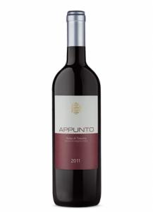 APPUNTO IGT Toscana Rosso/ピエヴェ・デ・ピッティ社 アップント IGT トスカーナロッソ  750ml【常温/冷蔵】