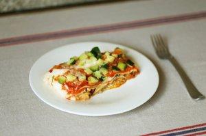 ごろごろ野菜のラザニア【冷凍】※お試し価格
