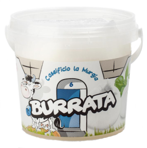 【受注生産】(5/1〜5/5お届け)  ブッラータチーズ 100g【冷蔵】/ Burrata 100g