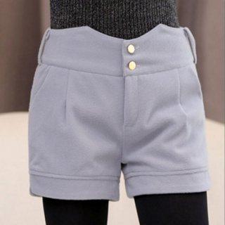 インシャツしてもキュート ショートパンツ3色