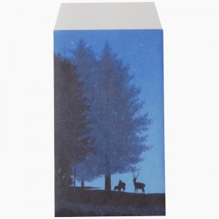 ポチ袋 「星のふる夜に」5枚セット