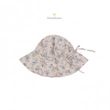 FLOWER HAT<br>Pink<br>『bene bene baby』<br>17SS